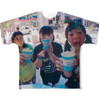 わたしたち Full graphic T-shirts