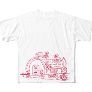 HOUSE Full Graphic T-Shirt