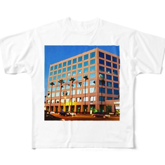 NOHO Full graphic T-shirts