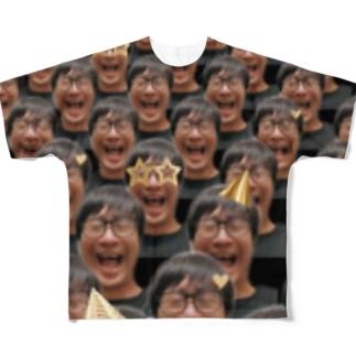 フルグラT Full graphic T-shirts