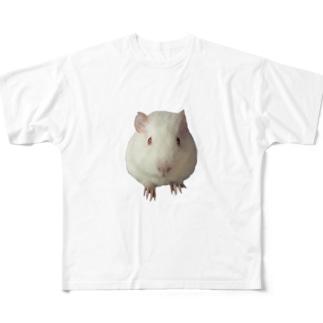 クルムちゃん Full graphic T-shirts