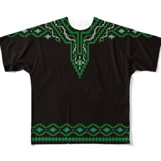 CONITA SWEATER / NORIHAN Full graphic T-shirts