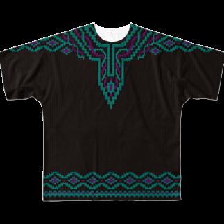 TOBITORA とびとらのCONITA SWEATER / BUTAYAN 2 Full graphic T-shirts