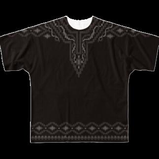 TOBITORA とびとらのCONITA SWEATER / NACCHI Full graphic T-shirts