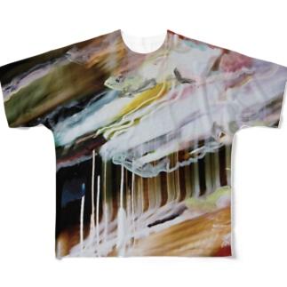 tomomigotoの5 Full graphic T-shirts