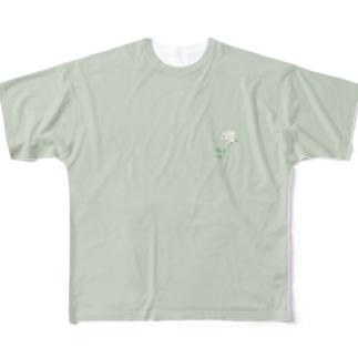 liliariumの憧れに出会った日 Full graphic T-shirts