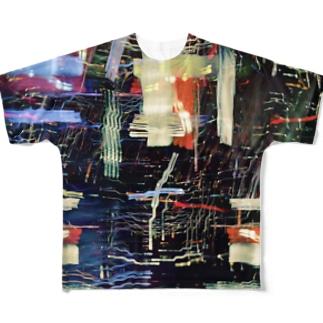 8 Full graphic T-shirts