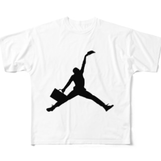 Salesman Full graphic T-shirts