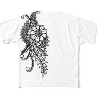 Rodríguez Full graphic T-shirts