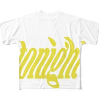 今日はSaturday Night All-Over Print T-Shirt