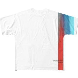 ネオンテトラ All-Over Print T-Shirt