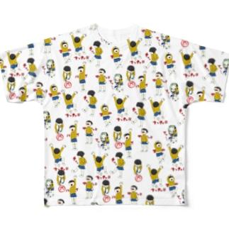 小学生 Full graphic T-shirts