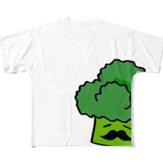 タシロ Full graphic T-shirts