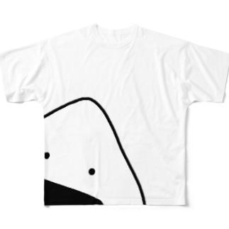 おsusiビッグTシャツ(表だけ) Full graphic T-shirts