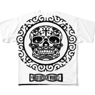 esoteric mko Full graphic T-shirts