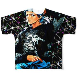 JewelSaviorFREE Full graphic T-shirts