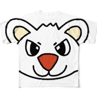 ルドルフ Full graphic T-shirts