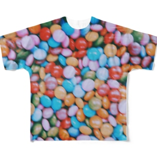 #choKolate Full graphic T-shirts