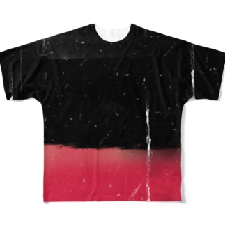#blacK-1 Full graphic T-shirts