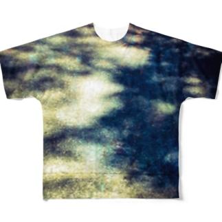 ある夏の日  〜影〜 Full graphic T-shirts