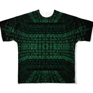 THC Full graphic T-shirts