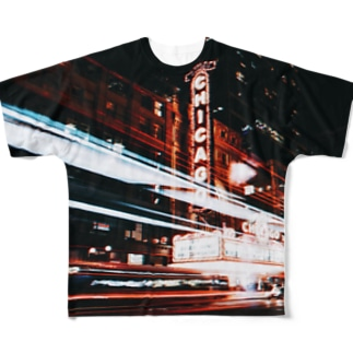 #chicago Full graphic T-shirts