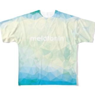 melatonin2 Full graphic T-shirts