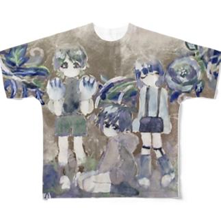 ボーイズ Full graphic T-shirts