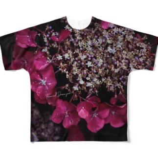 【花途夢】 6.12/2020 Full graphic T-shirts