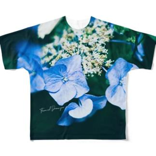 【花途夢】 6.18/2020 Full graphic T-shirts
