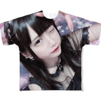 暗黒微笑のこれえんじゃね?Tシャツ Full graphic T-shirts