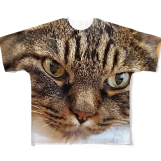 おはんちゃんさん Full graphic T-shirts