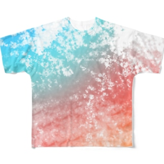 TYDIE Full graphic T-shirts