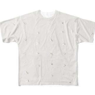 white01 Full graphic T-shirts