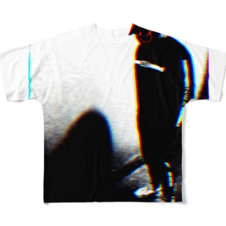 ZENSTOREのZEN【XX】 Full graphic T-shirts