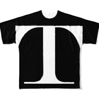 """""""T"""" Full graphic T-shirts"""