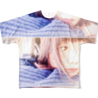 「あの子」 Full graphic T-shirts