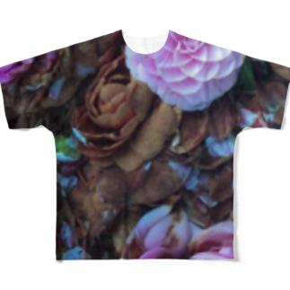 イフj婦 Full graphic T-shirts