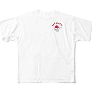 Not strawberry  Full graphic T-shirts