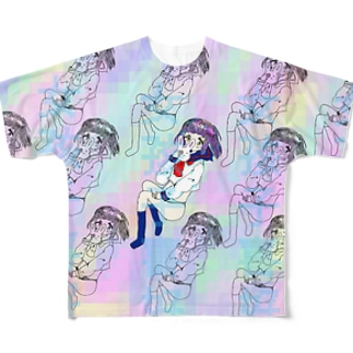 からー Full graphic T-shirts