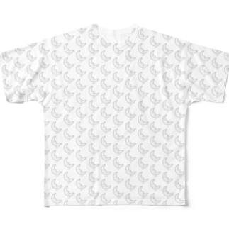LUNA-P Full graphic T-shirts