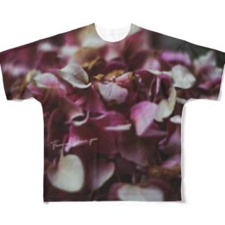 【花途夢】 6.24/2020 Full graphic T-shirts