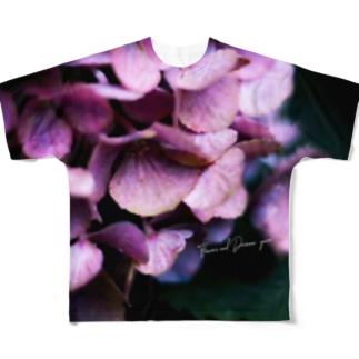 【花途夢】 7.6/2020 Full graphic T-shirts