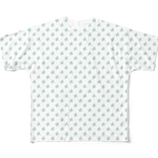 ぐんまがいっぱい! Full graphic T-shirts