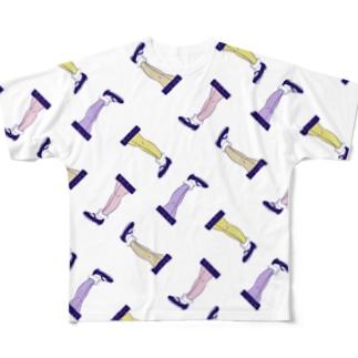 Oashi Full graphic T-shirts
