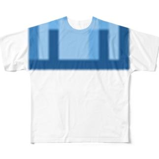 はてなユーザーなりきりセット Full graphic T-shirts