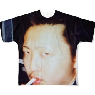 【新作】ソリとワイシャツと私 Full graphic T-shirts