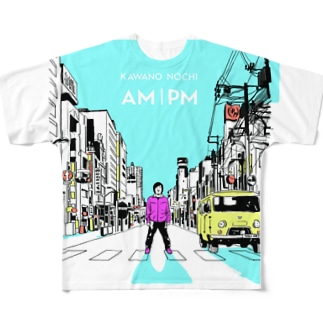 AMPM Full graphic T-shirts
