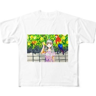 Tシャツ 002 Full graphic T-shirts