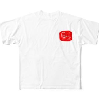 我らの持ち物。車にバスにトラックに。 Full graphic T-shirts